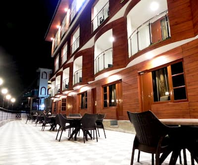 Hotel Mall Palace,Mussoorie