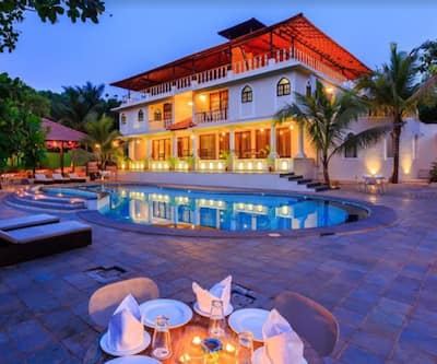Aura Luxury Retreat,Goa