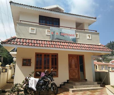 KR Cottage,Ooty