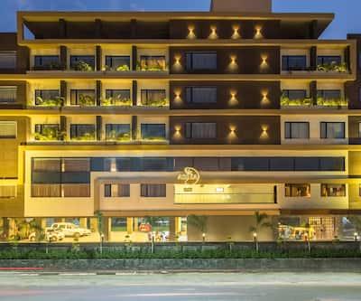 Hotel Abika Elite,Ujjain