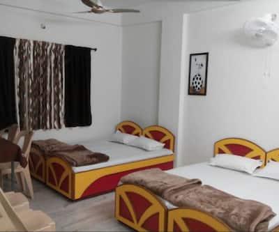 Hotel Go-A Malwa,Indore