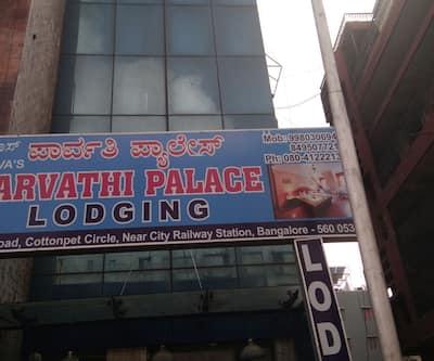 Paravathi Palace Lodging,Bangalore