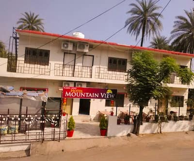 Hotel Mount View,Mount Abu