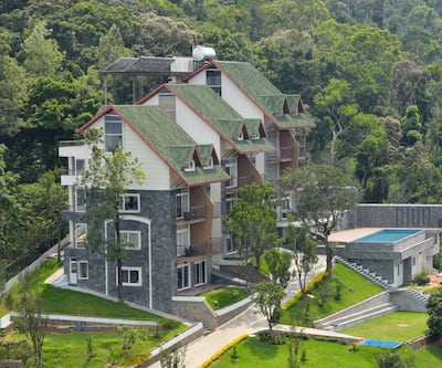 Shola Crown Resort,Munnar