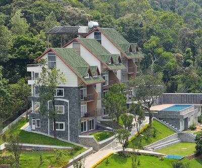 Shola Crown Resort,Munnar