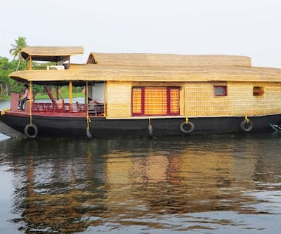 Ecoboat 5 Luxury,Alleppey