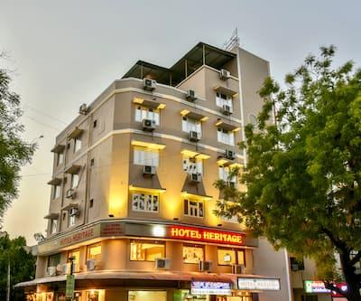 Hotel Heritage, Paldi,