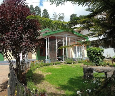 R.M Bungalow,Ooty