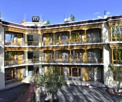 Hotel Lhalingkha,Leh