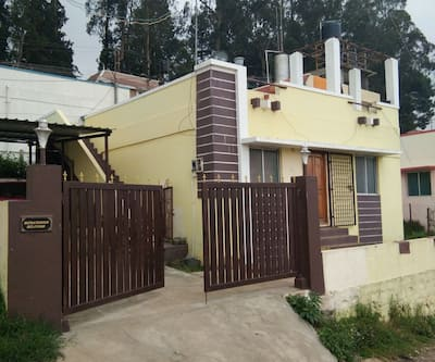 Apple Tree Cottage,Ooty