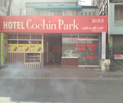 HOTEL COCHIN PARK,Cochin