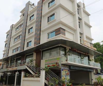 Hotel SKML Grand,Visakhapatnam