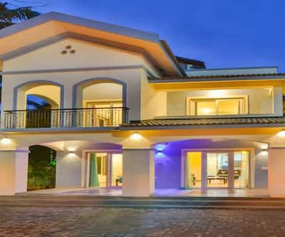 Villa Arlinda,Goa
