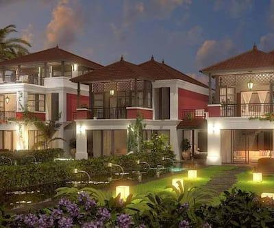 Villa Sol Banyan,Goa