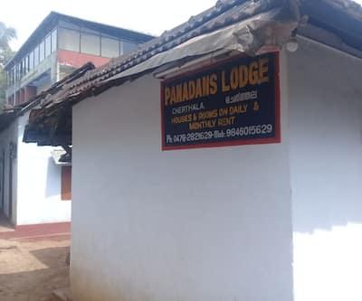 Panadans Lodge,Alleppey