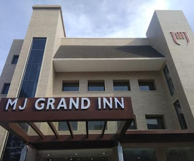 MJ Grand Inn,Dehradun