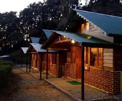 Hidden Valley Adventure Lodge,Nainital