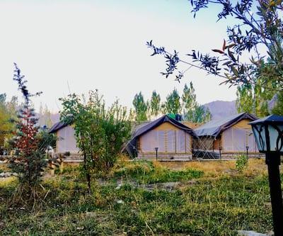 D Camp,Leh