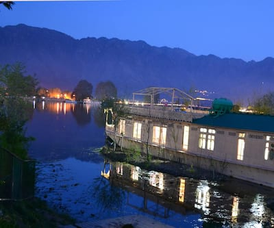 Peacock Houseboats,Srinagar