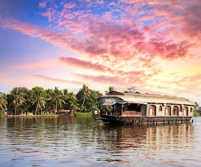 South Tourism Houseboats, Finishing point,