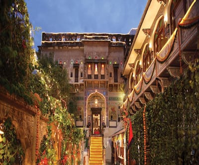 Hotel Mandawa Haveli,Mandawa