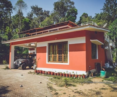Boutique Homestay Perambadi,Coorg