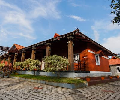 Luxury Homestay Murnad,Coorg