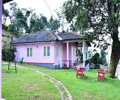 Cottages Of Silent Valley Madikeri,Coorg