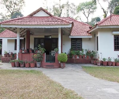 Traditional Kodava House Kolatodu,Coorg