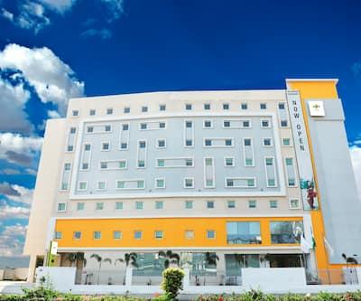 Hotel Caspia Pro Chennai OMR,Chennai