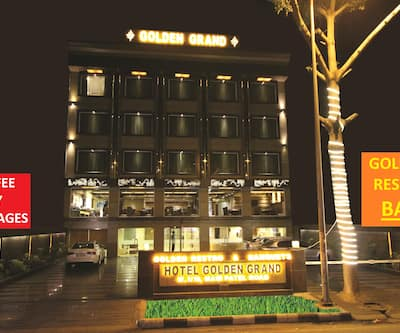 Hotel Golden Grand,New Delhi