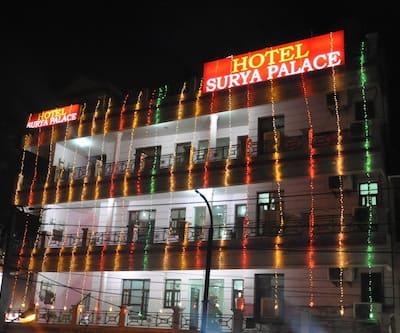 Hotel Surya Palace,Chandigarh