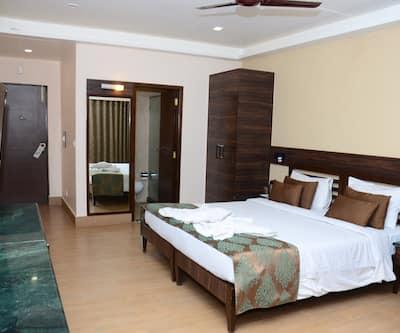 Upper Deck Resort Pvt. Ltd., Tungarli,