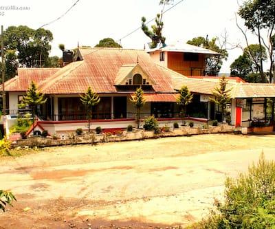 Double Tree Villa,Munnar