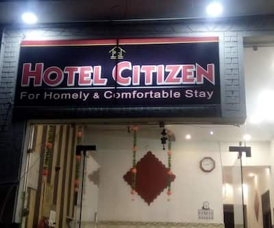 Hotel Citizen,Haridwar
