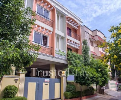 TrustedStay Dhanya Gardens,Chennai