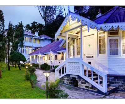 Summit Swiss Heritage Hotel & Spa,Darjeeling