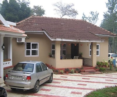 Estate Stay Polibetta,Coorg