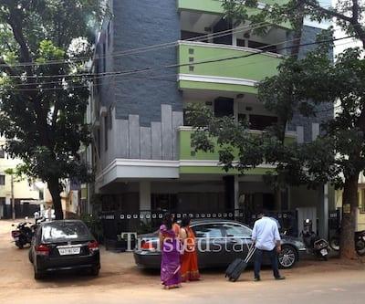 TrustedStay Akila Nest,Bangalore
