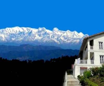 Cosmos Himalayan Villas,Ranikhet