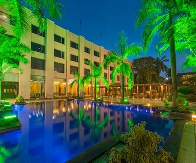 Hotel Hindusthan International,Bhubaneshwar
