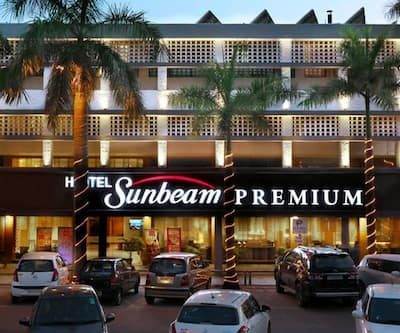 Hotel Sunbeam Premium,Chandigarh