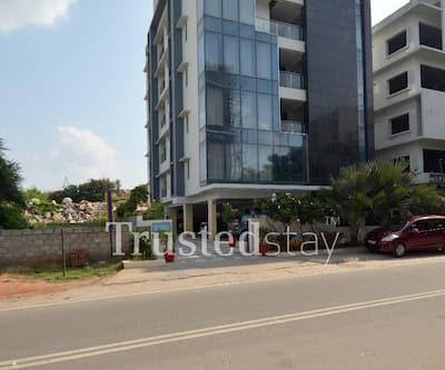 TrustedStay Plot # 64,Hyderabad