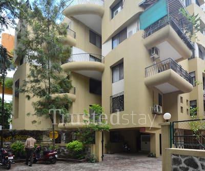 TrustedStay West View, Kalyani Nagar,