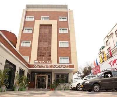 Hotel Continent Panchvati,Katra