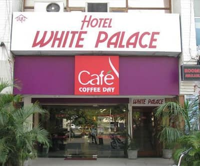 Hotel White Palace,Chandigarh