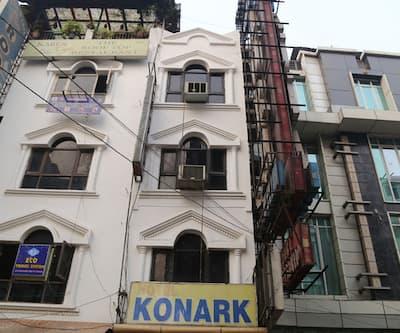 Hotel Konark DX @ New Delhi Railway Station, Paharganj,