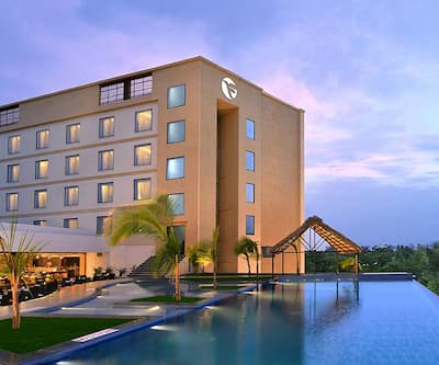 Fortune Select Grand Ridge - Member ITC Hotel Group, Tiruchanoor Road,