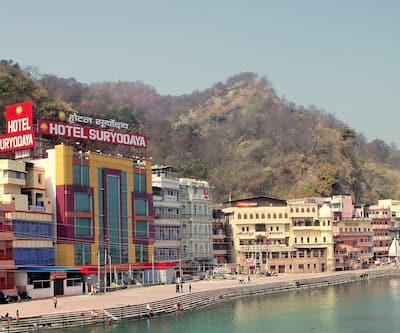 Hotel Suryodaya,Haridwar
