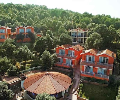 Essence of Nature (A Wellness Based Luxury Resort),Ranikhet